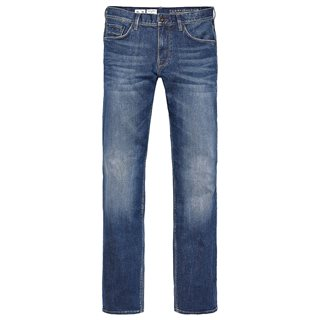 Tommy Hilfiger New Mid Stone Denton Straight Fit Jeans