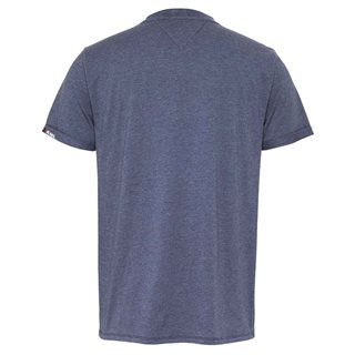 Tommy Jeans Twilight Navy Textured T-Shirt