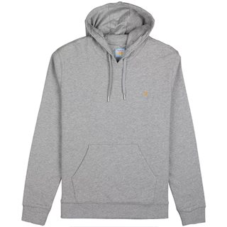 Farah Light Grey Marl Zain Hoody