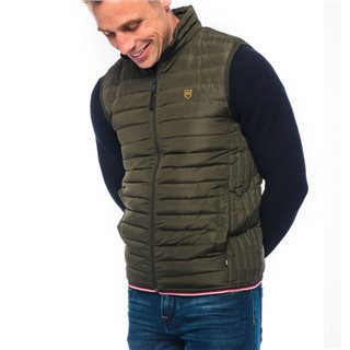 Tommy Bowe XV Kings Wesley Padded Gilet