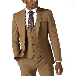 Remus Uomo Tan Lanito 2-Piece Suit