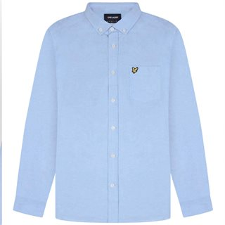 Lyle & Scott Riveria Regular Fit Lightweight Oxford Shirt