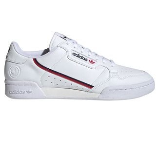 adidas Originals White Continental 80 Vegan Shoes