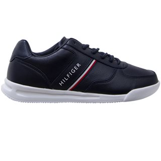 Tommy Hilfiger Desert Sky Lightweight Leather Mix Trainers