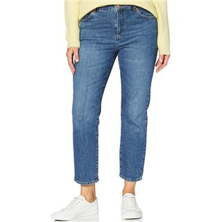 Vero Moda Medium Blue Denim Ankle Jeans