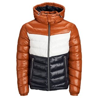 Jack And Jones Roll Puffer Jacket