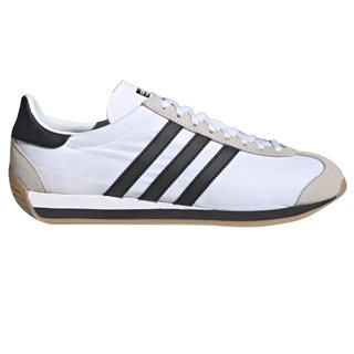 adidas Originals White/Black Country Og Trainers