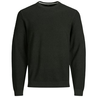 Jack And Jones Knitted Crew Neck Jumper