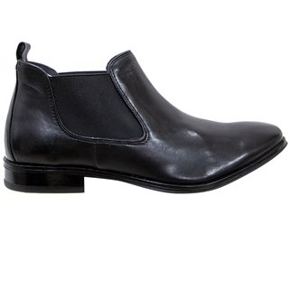 Dubarry Black Desmond Chelsea Boots
