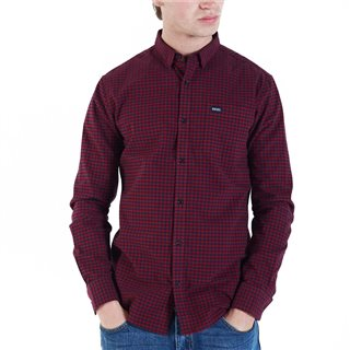Diesel Red Cobain Check Shirt