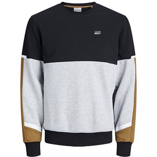 Jack And Jones Black Killian Sweater