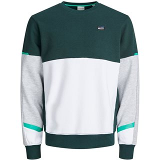 Jack And Jones Green Killian Sweater