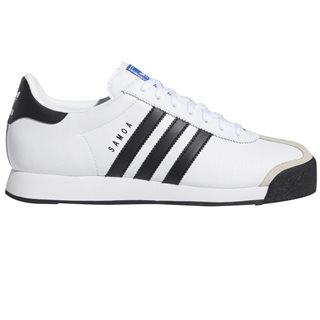 adidas Originals White/Black Samoa Trainers