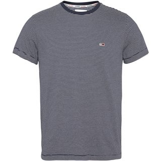 Tommy Jeans Navy Essential Stripe T-Shirt
