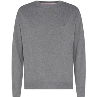 Tommy Hilfiger Dark Grey Pima Cotton Cashmere Sweater