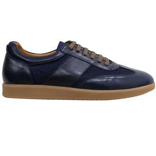 Benetti Navy Cole Trainers