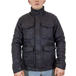 Jack & Jones Originals Black Braxton Field Jacket