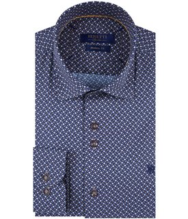 Benetti Gold Ryan Dot Shirt