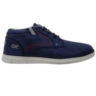 Gordon Jack Navy Cleveland Mid Boot