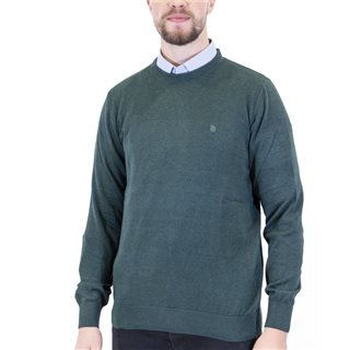 Benetti Forest Crew Neck Jumper