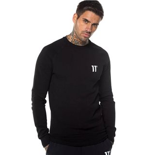 11 Degrees Black Core Sweater