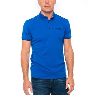 Tommy Bowe XV Kings Electric Blue Warnervale Polo