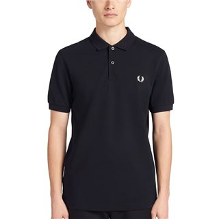 Fred Perry Navy M6000 Polo Shirt