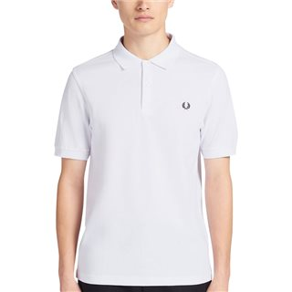 Fred Perry White M6000 Polo