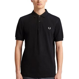 Fred Perry Black M6000 Polo