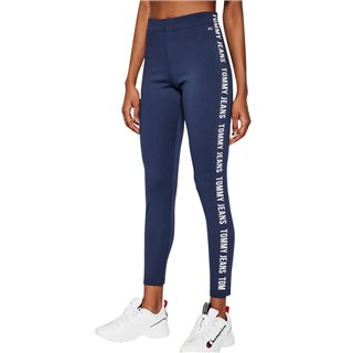 Tommy Hilfiger Twilight Navy Skinny Tape Leggings