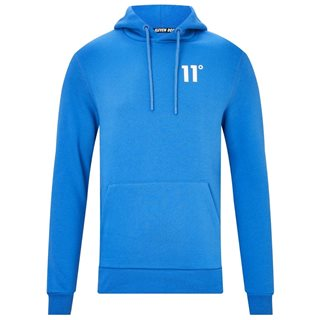 11 Degrees Skydiver Blue Core Pullover Hoodie