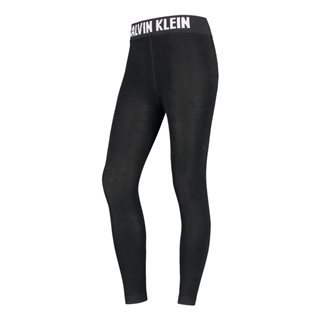 Calvin Klein Black Waistband Logo Leggings