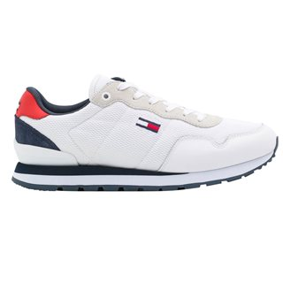 Tommy Hilfiger White Lifestyle Mix Runners