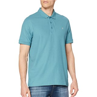 Farah Teal Cove Polo