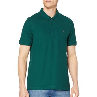 Farah Getty Green Cove Polo