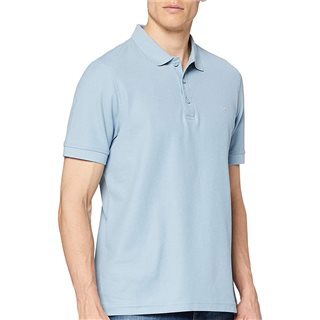 Farah Blue Grey Cove Polo