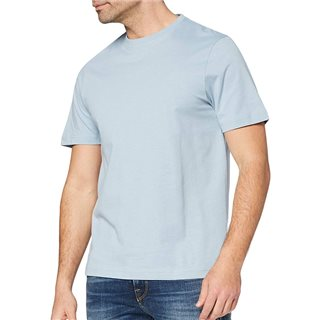 Farah Blue Grey Eddie T-Shirt