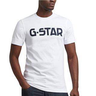 White Original Logo T-Shirt