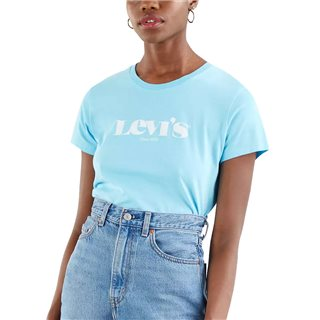 Levi's Blue Topaz The Perfect Tee