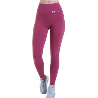 Diesel Berry Carolina Leggings
