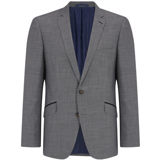Daniel Grahame Grey Dale Tapered Fit Suit
