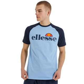 Ellesse Light Blue Corp T-Shirt