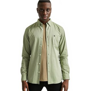 Selected Homme Cilantro Oxford Shirt