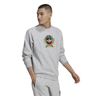 adidas Originals Grey Crest Sweater