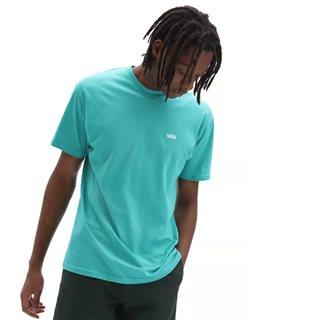 Green/White Left Chest Logo T-Shirt