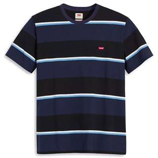Offbeat Peacoat Original Housemark T-Shirt