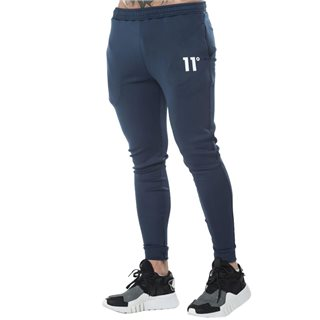 11 Degrees Insignia Blue Core Poly Joggers