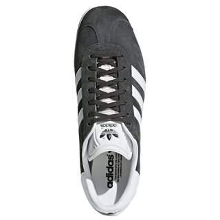 adidas Originals Solid Grey Gazelle Trainers