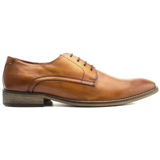 Base London Sussex Dress Shoes Tan