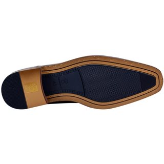 Benetti Dark Brown Arthur Dress Shoe